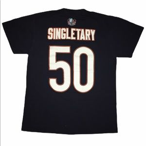 Majestic Chicago Bears Mike Singletary Shirt